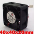 DC Cooling Fan 5 Blade 5V 12V 24V 40mm x40mmx20mm