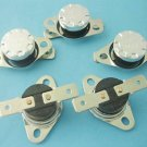 3 pcs KSD301 Temperature Switch Thermostat 50 °C N.O KSD 301