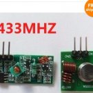 433Mhz RF transmitter and receiver link kit for Arduino/ARM/MCU W