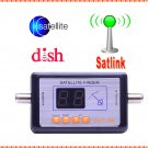 Satlink WS6903 Digital Displaying Satellite Finder Meter,LCD Display TV