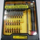 30in1 Electronic Screwdriver Set
