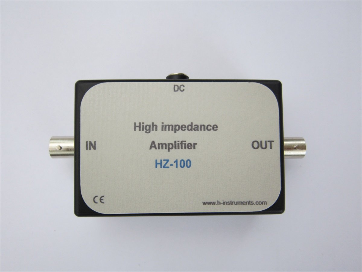 PIEZO SENSOR AMPLIFIER HZ-100 PH  Hydrophone