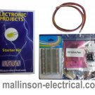 Electronic Project  Starter Kit with Components and Breadboard