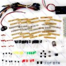 Electronic Project Starter Kit with 200 components and Breadboard
