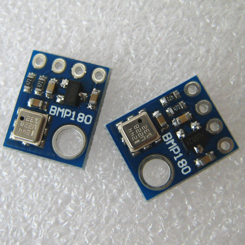 2 pcs BMP180 Replace BMP085 Digital Barometric Pressure Sensor Board Module Arduino