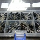 Electrolytic Capacitor Assortment Box Kit 200PCS 8 Values