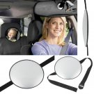 Car View Back Seat Mirror Baby Facing Rear Ward Child Infant Care HS