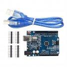Arduino-Compatible  UNO R3 ATmega328P CH340 Mini USB Board for Compatible-Arduino SC