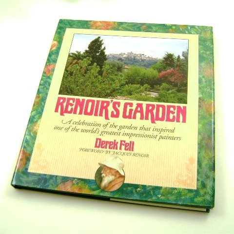 Renoir's Garden by Derek Fell