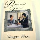 Powder and Patch by Georgette Heyer BOMC HB