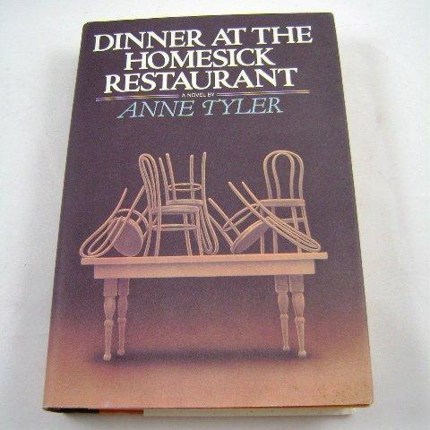 Dinner At The Homesick Restaurant by Anne Tyler HB