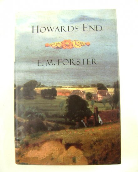 Howards End by E. M. Forster 1995 BOMC HB