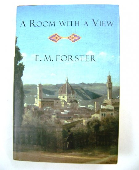 A Room With A View by E. M. Forster 1995 BOMC Edition HB