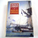 Master and Commander by Patrick O'Brian HB Jack Aubrey novels