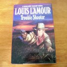 Trouble Shooter A Hopalong Cassidy Novel by Louis L'Amour HB