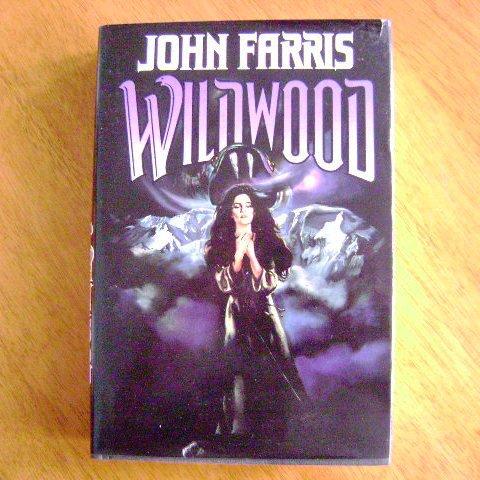 Wildwood by John Farris HB with DJ