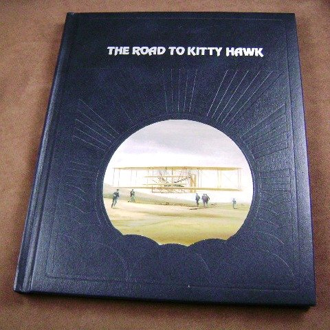 The Road To Kitty Hawk by Valerie Moolman The Epic of Flight
