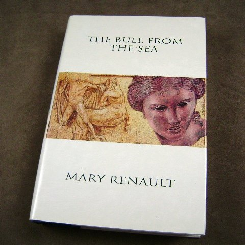 The Bull From The Sea by Mary Renault BOMC Hardback 1992 Edition