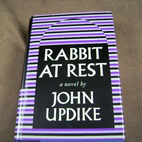 Rabbit At Rest by John Updike HB Novel