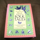 A Treasury of North American Folktales by Catherine Peck