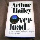 Overload by Arthur Hailey HB Novel