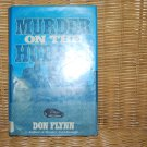 Murder On The Hudson by Don Flynn HB