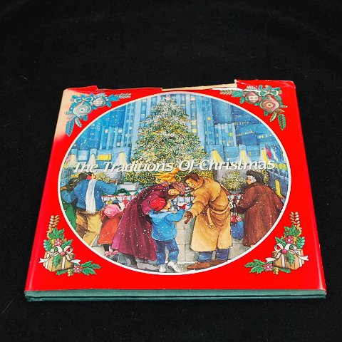 The Traditions of Christmas by Bill Abrams Avon 1989