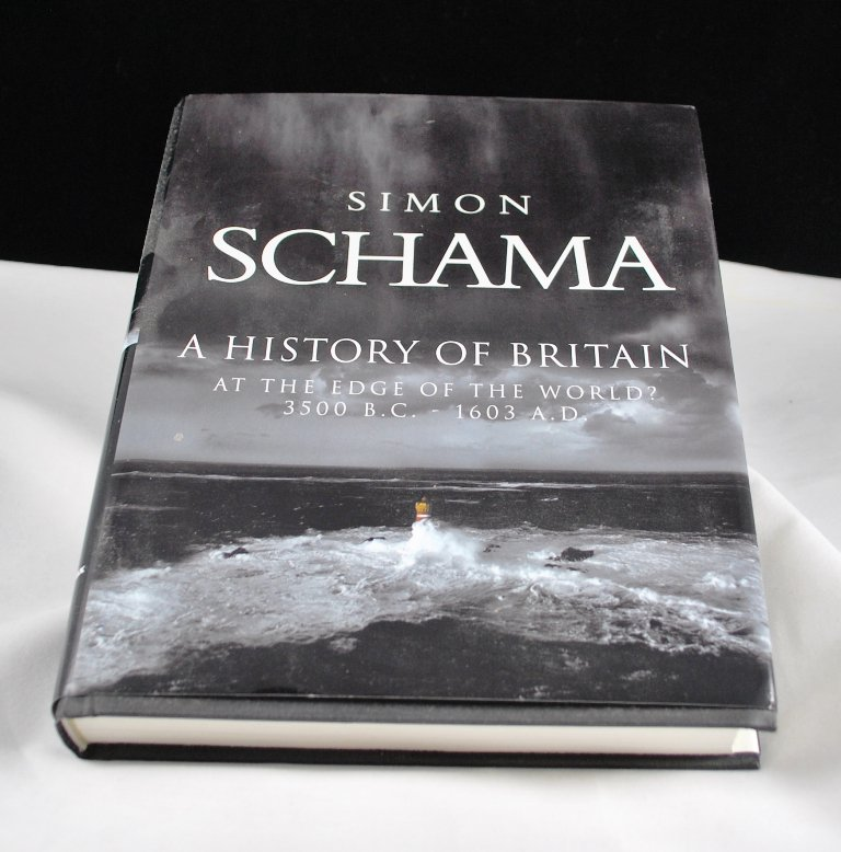 A History of Britain by Simon Schama HB with DJ