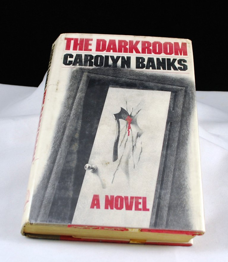 The Dark Room by Carolyn Banks HB with DJ