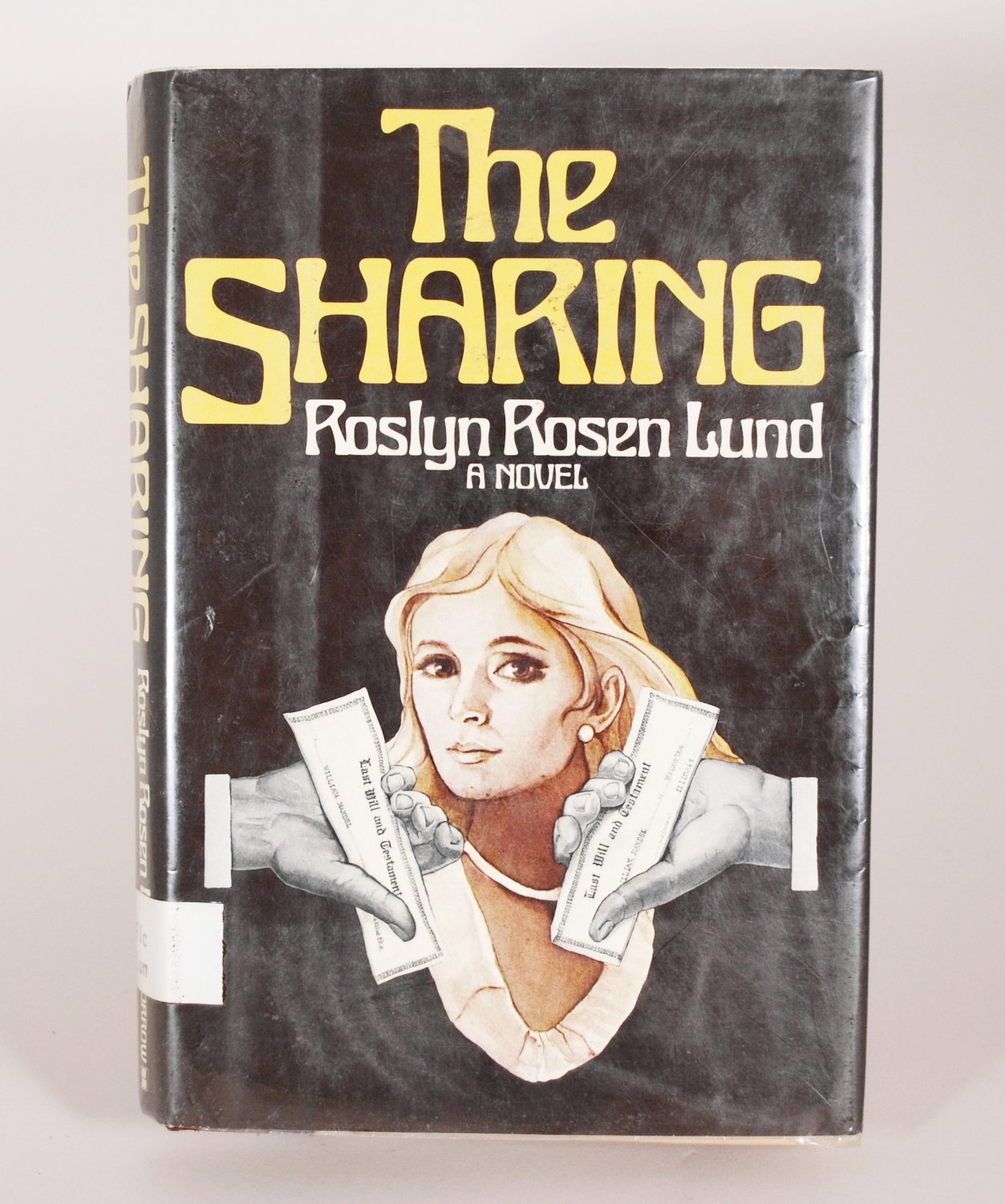 The Sharing by Roslyn Rosen Lund HB