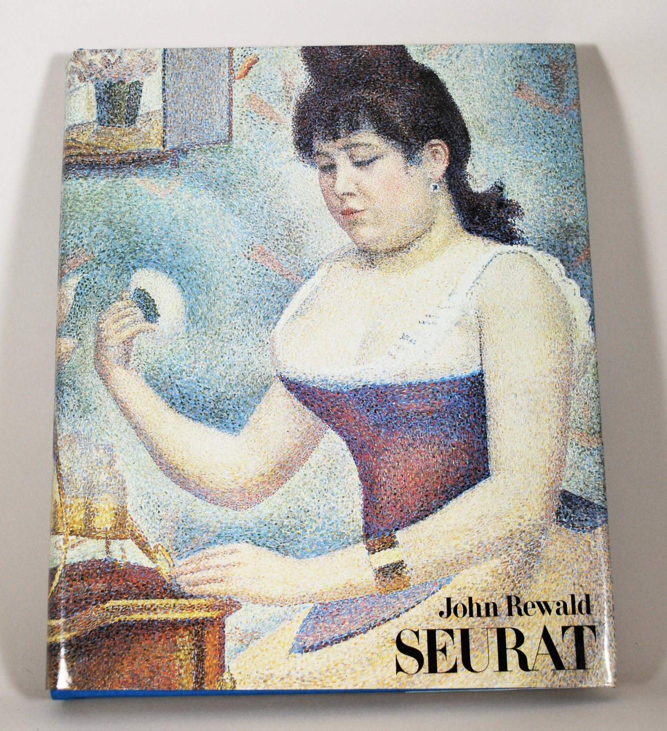 Seurat by John Rewald HB 1990 Edition Coffee Table Book