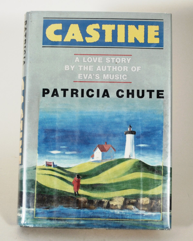 Castine by Patricia Chute HB 1987 Edition