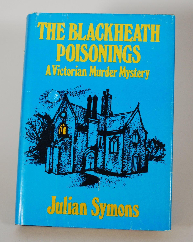 The Blackheath Poisonings by Julian Symons HB