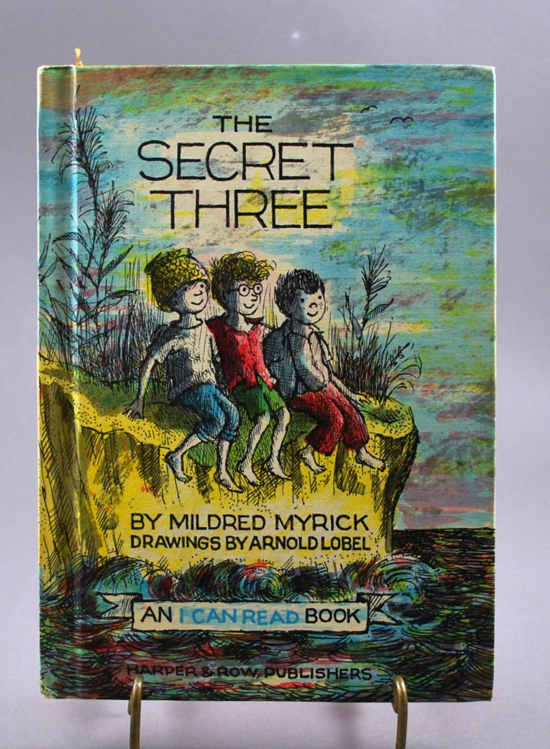 The Secret Three by Mildred Myrick An I Can Read Book