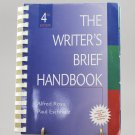 The Writer's Brief Handbook 4th Edition Alfred Rosa Paul Eschholz