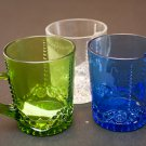Pan-Am Expo trio of glass mugs