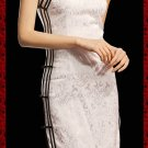 Chinese Cheongsam Qipao Gown - Vintage Cocktail Dress Asian Fashion Chic #101 - FREE SHIPPING