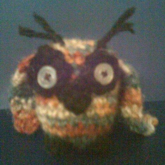 Ami Owlet Pattern