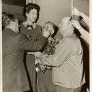 Rosalind RUSSELL Org 1944 SET PHOTO Nat Dallinger D177