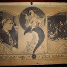DECO Era William FARNUM A STAGE Romance ORG c.1922 LC