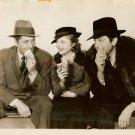 Janet Gaynor Warner Baxter Vintage Black & White Photo
