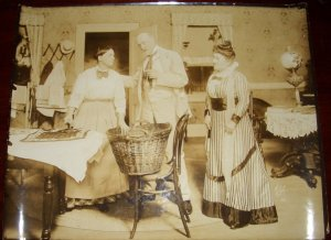 Helen Lowell George Backus c.1916 Broadway Photo