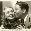VINTAGE Ann Sothern Jack Oakie Super Sleuth 3 PHOTOS