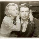 Glenda FARRELL Paul MUNI Fugitive CHAIN Gang ORG  PHOTO