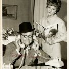 Red Skelton Janet Blair George Appleby 1963 TV Photo