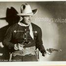 Robert ALLEN Guns WESTERN Ranger ORG PHOTOGRAPH