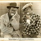 Vintage Blackface Comedians Hit Parade 1937 B&W Photo
