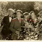 VINTAGE Ernest HILLARD Cullen LANDIS DW SILENT PHOTO