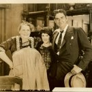 VINTAGE Marie Dressler RARE SILENT MGM PROOF PHOTO