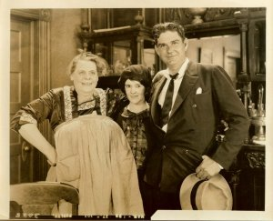 VINTAGE Marie Dressler RARE SILENT MGM PROOF PHOTO
